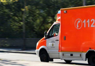 18-Jähriger bei Verkehrsunfall lebensgefährlich verletzt