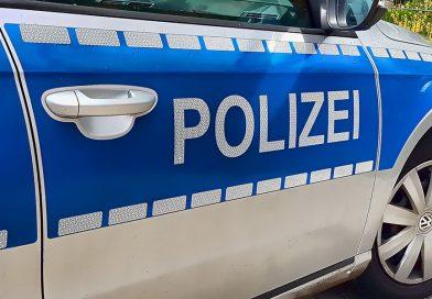 Aus dem Polizeibericht