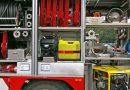 Vier Verletzte nach Unfall mit Gaskocher