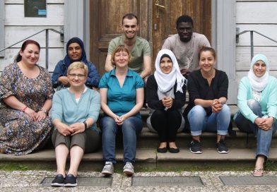 Integrationslotsen des Landkreises Uelzen in Hannover geehrt