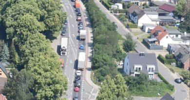 Verkehrssituation und Maßnahmenpaket nach der Vollsperrung Anschlussstelle LG-Nord