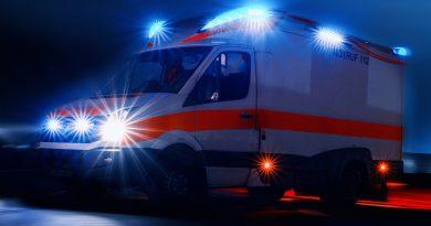 Radfahrer nach Verkehrsunfällen verletzt