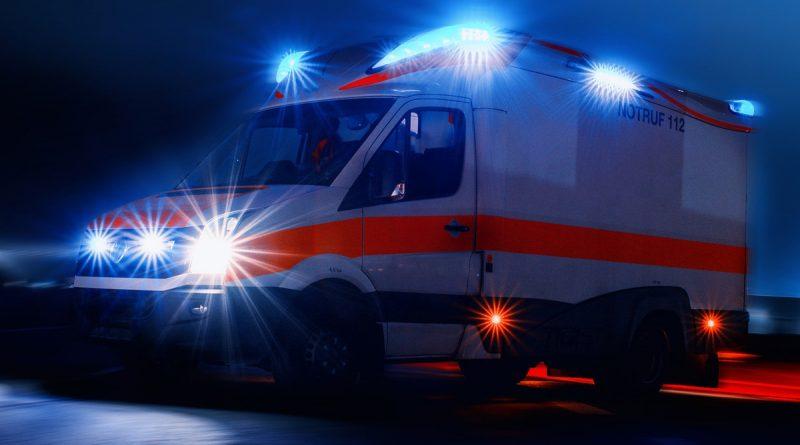 Nach Verkehrsunfall tödlich verletzt