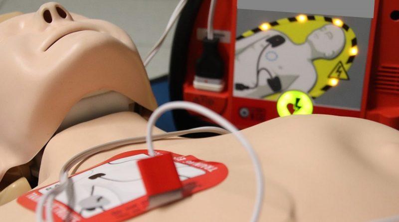 Sicherheitswarnung zu Automatisierten Externen Defibrillatoren (AED) der Marke Telefunken