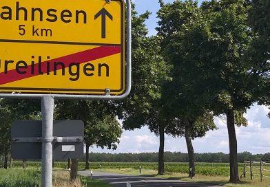 Nach drei tödlichen Baumunfällen in 2018 ab sofort 80 km/h zwischen Dreilingen und Bahnsen