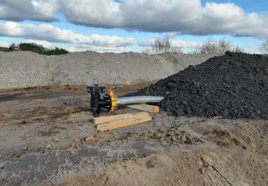 Deponie Borg startet mit Bauarbeiten zur klimafreundlichen Abfallentsorgung